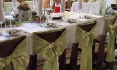 Оформление залов и ресторанов
